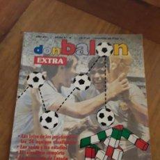Coleccionismo deportivo: DON BALÓN EXTRA ITALIA 90, TODAS LAS SELECCIONES. Lote 156689302