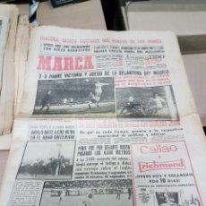 Coleccionismo deportivo: LOTE ANTIGUOS DIARIOS MARCA. Lote 156992164