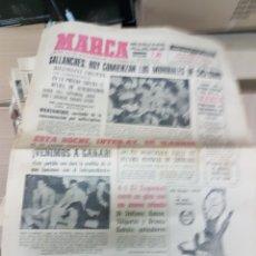 Coleccionismo deportivo: ANTIGUO DIARIO MARCA. Lote 156999216