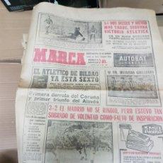 Coleccionismo deportivo: ANTIGUO DIARIO MARCA. Lote 156999660