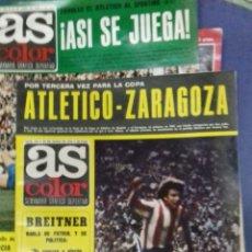 Coleccionismo deportivo: ANTIGUA REVISTA AS. Lote 157008094