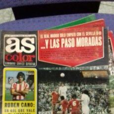 Coleccionismo deportivo: ANTIGUA REVISTA AS. Lote 157008273