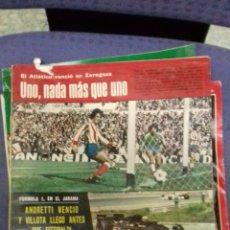 Coleccionismo deportivo: ANTIGUA REVISTA AS. Lote 157008326