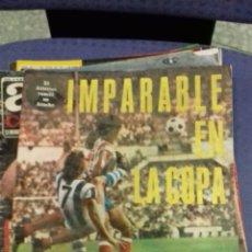 Coleccionismo deportivo: ANTIGUA REVISTA AS. Lote 157008677