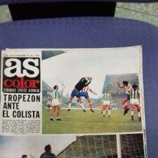 Coleccionismo deportivo: ANTIGUA REVISTA AS. Lote 157008932