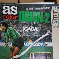 Coleccionismo deportivo: REVISTA AS URION 2 CACA. Lote 157133916