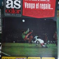 Coleccionismo deportivo: REVISTA AS. Lote 157134229