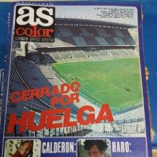 Coleccionismo deportivo: DIARIO AS 1979. Lote 157134622