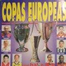 Coleccionismo deportivo: REVISTA DON BALÓN COPAS EUROPEAS 96-97. Lote 157139912