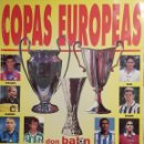 Coleccionismo deportivo: REVISTA DON BALÓN COPAS EUROPEAS 97-98. Lote 157139934