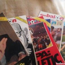 Coleccionismo deportivo: REVISTA DON BALON 1984. LA COPA DEL ATLETIC CLUB. CAMPEO.. Lote 157140081