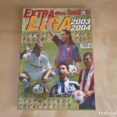 Coleccionismo deportivo: EXTRA LIGA DON BALÓN Nº 69 - 2003-04 - AÑO XXIX - 03/04. Lote 158404970