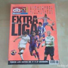 Coleccionismo deportivo: EXTRA LIGA DON BALÓN Nº 75 - 2004-05 - AÑO XXX - 04/05. Lote 158405230