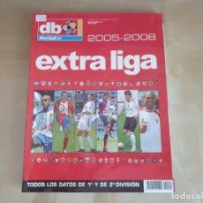 Coleccionismo deportivo: EXTRA LIGA DON BALÓN Nº 80 - 2005-06 - AÑO XXXI - 05/06. Lote 158405374