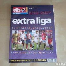 Coleccionismo deportivo: EXTRA LIGA DON BALÓN Nº 89 - 2006-07 - AÑO XXXII - 06/07. Lote 158405630