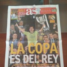 Coleccionismo deportivo: REAL MADRID CAMPEÓN COPA 2014. Lote 158408806