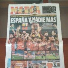 Coleccionismo deportivo: ESPAÑA CAMPEÓN EUROCOPA 2012. Lote 158409066
