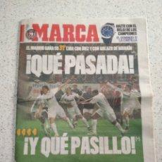 Coleccionismo deportivo: REAL MADRID CAMPEÓN DE LIGA 07/08. Lote 158419958