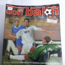 Coleccionismo deportivo: 13971 DON BALON - AGOSTO-SEPTIEMBRE DE 1998 - Nº 1194. Lote 158629646
