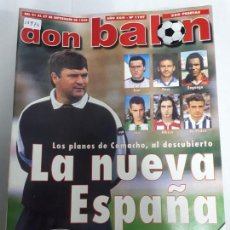 Coleccionismo deportivo: 13974 DON BALON - SEPTIEMBRE DE 1998 - Nº 1197 - CON POSTER DEL FC BARCELONA. Lote 158629790