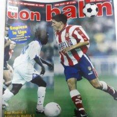 Collezionismo sportivo: 14105 DON BALON - SEPTIEMBRE DE 1997 - Nº 1142 . Lote 158667422