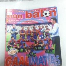 Collezionismo sportivo: 14111 DON BALON - OCTUBRE DE 1997 - Nº 1148 - CON POSTER DEL REAL MADRID . Lote 158668418