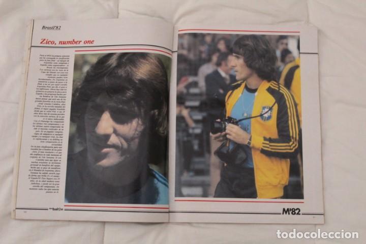 Coleccionismo deportivo: REVISTA DON BALÓN. Nº 1 EXTRA MENSUAL MUNDIAL ESPAÑA '82. ZICO EN PORTADA. - Foto 3 - 158702806