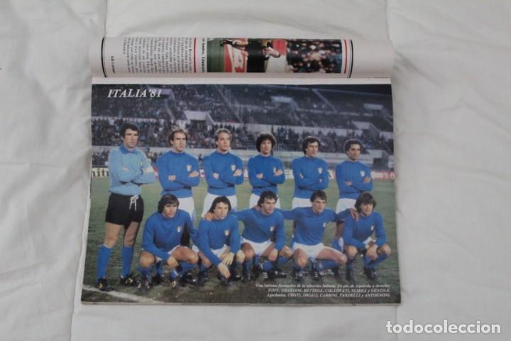 Coleccionismo deportivo: REVISTA DON BALÓN. Nº 1 EXTRA MENSUAL MUNDIAL ESPAÑA '82. ZICO EN PORTADA. - Foto 4 - 158702806