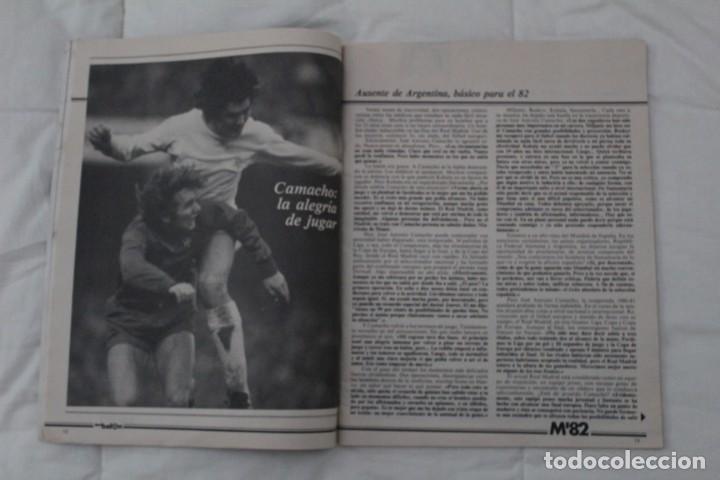 Coleccionismo deportivo: REVISTA DON BALÓN. Nº 1 EXTRA MENSUAL MUNDIAL ESPAÑA '82. ZICO EN PORTADA. - Foto 5 - 158702806