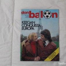 Coleccionismo deportivo: REVISTA DON BALÓN. Nº 170. Lote 158704130