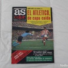 Coleccionismo deportivo: DIARIO AS. REVISTA AS COLOR Nº 357 CONTIENE EL SUPLEMENTO ESPECIAL MOTOR. 1978. Lote 158705830