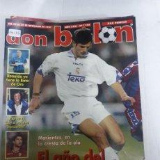 Collezionismo sportivo: 14115 DON BALON - NOVIEMBRE DE 1997 - Nº 1154 - CON POSTER DEL R.C.D CELTA . Lote 158765322