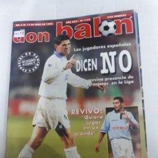 Coleccionismo deportivo: 14134 DON BALON - ABRIL DE 1998 - Nº 1173. Lote 158767370
