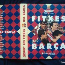 Coleccionismo deportivo: FITXES DEL BARCA. Lote 158782938
