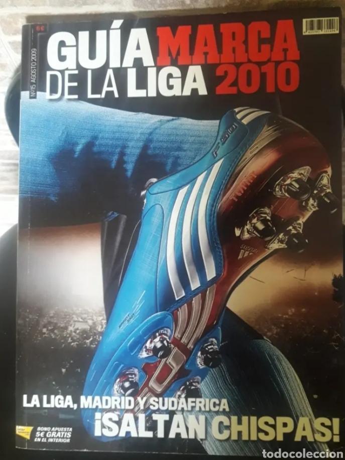GUIA MARCA 2010 (Coleccionismo Deportivo - Revistas y Periódicos - Marca)