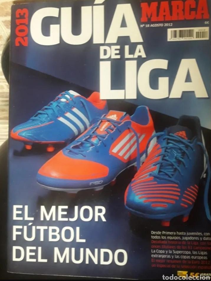 GUIA MARCA 2013 (Coleccionismo Deportivo - Revistas y Periódicos - Marca)