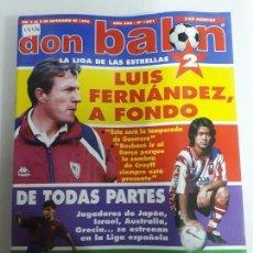 Coleccionismo deportivo: 14236 DON BALON - SEPTIEMBRE DE 1996 - Nº 1091. Lote 159030990