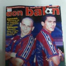 Coleccionismo deportivo: 14237 DON BALON - SEPTIEMBRE DE 1996 - Nº 1091. Lote 159031170