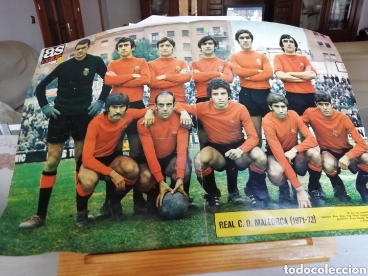 Coleccionismo deportivo: Colección AS COLOR completa. 1971 a 1981. Todos los posters. - Foto 8 - 159069153