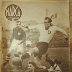 Coleccionismo deportivo: MARCA, SEMANARIO GRÁFICO DE LOS DEPORTES,1940,NUMERO 96. Lote 39477391