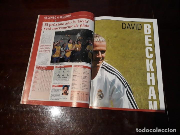 Coleccionismo deportivo: REVISTA DON BALON Nº 1447 BECKHAM , POSTER GIGANTE - Foto 2 - 159653126