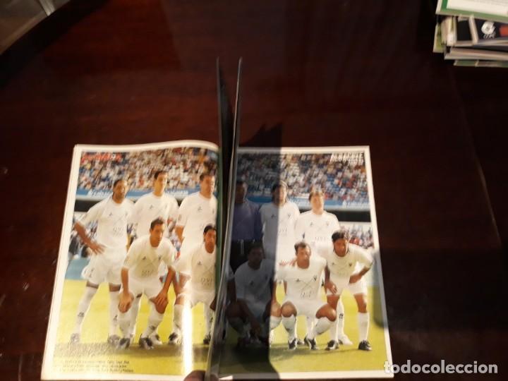 Coleccionismo deportivo: REVISTA DON BALON Nº 1458 -CRISTIANO RONALDO EL NUEVO BECKHAM - POSTER DEL SEVILLA C.F 2003-04 - Foto 2 - 159658422