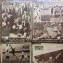 Coleccionismo deportivo: VIDA DEPORTIVA. LOTE DE 100 EJEMPLARES DE LOS AÑOS 50 Y 60. Lote 159720782