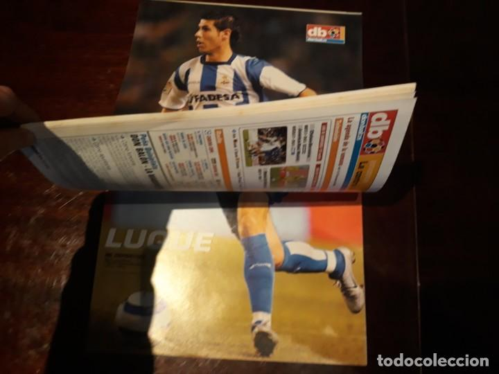 Coleccionismo deportivo: REVISTA DON BALON Nº 1534 - A FONDO GIO -POSTER DE LUQUE DEPORTIVO DE LA CORUÑA - Foto 2 - 159867142