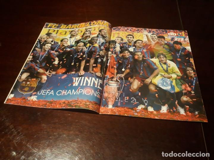 Coleccionismo deportivo: REVISTA DON BALON Nº 1597 - BARCELONA CAMPEÓN DE LA COPA DE EUROPA 2006 -POSTER BARCELONA CON COPA - Foto 2 - 160177246