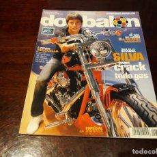 Coleccionismo deportivo: REVISTA DON BALON Nº 1645 - SILVA CRACK A TODO GAS -POSTER CRISTIANO RONALDO. Lote 160231342