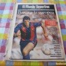 Coleccionismo deportivo: MUNDO DEPORTIVO(15-9-91)LUIS ARAGONÉS,BARÇA 3 ZARAGOZA 1,COPA EUROPA BARÇA-STEAUA,JIMMY CONNORS.. Lote 160347430