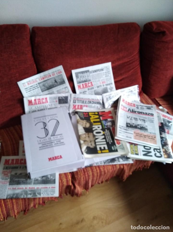 32 LIGAS BLANCAS (Coleccionismo Deportivo - Revistas y Periódicos - Marca)