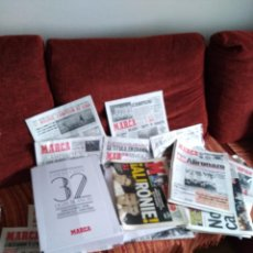 Colecionismo desportivo: 32 LIGAS BLANCAS. Lote 160493822