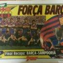 Coleccionismo deportivo: PÓSTER REVISTA SPORT,BARÇA-SAMPDORIA. Lote 160672446